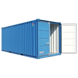 Container 8 pieds